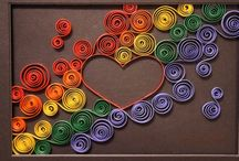 I love QUILLING / by Jan