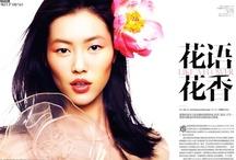 Liu Wen / ..the perfect model..