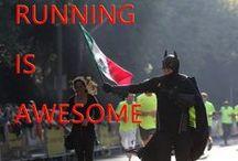 Running - misc.