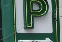 Parkit / Pins for a parking app