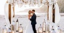 Destination Wedding / A board of pins with our suggestions for your destination wedding!