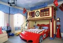 Boys Bedroom Ideas / Loving Life  #stlflooring