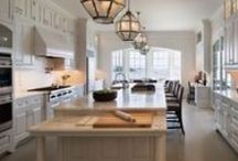 Creative Kitchens / http://www.lawsonbrothersfloor.com/photo-gallery/tile-services-view-our-work.html