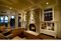 Family  Rooms  / Hearth of the home