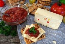 Dips, Sauces, Spreads & Cheeses