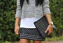 Fashion - Clothes / Casual to formal wear / by Aimee Josephsen