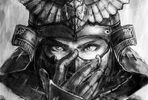 Heavy metal / Warrior