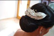 Novias peinados y maquillajes / Nuestros peinados y maquillajes de novia. Salones Gregorio Porras C/El Nogal 14 Córdoba 14006 957272545
