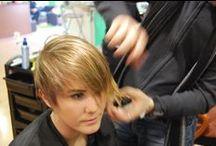 Peinados de salon