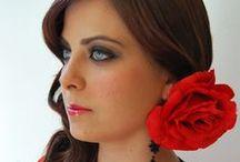 Peinados Flamenca / Nuestras propuestas para una Feria llena de belleza