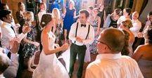 Dancing / Wedding photography.  Dancing at Weddings