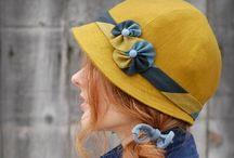 Fabric Hats, Autumn/Winter