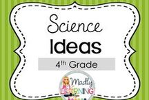 Science: 4th Grade / This is a collaborative board for grade 4 teachers. Please join us as we build our pins and resources.
