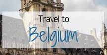 Travel to Belgium! / Travel inspiration for Belgium. Brussels. Bruges. Antwerp. Ghent. Belgian Beer. In Bruges Film Locations. I visited Brussels and Bruges in Belgium in May 2015.