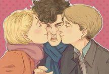 Sherlock / Pins for Sherlock BBC