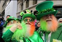St Patricks Day / A collection of mostly green outfits or shamrock decorated clothes for the most Irish day of the year!