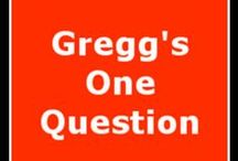 Gregg's Quick Tips / Some of Gregg's Tips....taken right from his best selling books!