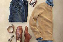 Gentleman style / .Elegáns