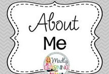 About Me / Learn more about me!!