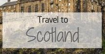 Travel to Scotland! / Travel Inspiration for Scotland. Great Britain. United Kingdom. Edinburgh. Glasgow. Scottish Highlands. 500 Coast Road. Aberdeen. Ben Nevis. John O'Groats. Inverness. Dundee. Loch Ness. Loch Lomond. Fort William. Isle of Skye. Glencoe. Harry Potter Film Locations. Trainspotting Film Location. Glenfinnan Viaduct. I visited Glasgow in February 2015 and I've visited Edinburgh several times.