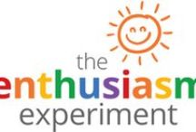 { The Enthusiasm Experiment } / ~ non-profit organization ~