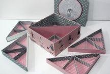 ✿⊱ KARTON ✿⊱ / Karton, tektura ,rolki po papierze toaletowym , wytłaczanki po jajkach wszelkiego rodzaju tekturki:)