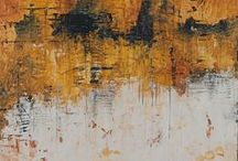 Pushing the Envelope / Original Abstract Art: Patricia Oblackrt