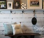 Renovations and Makeovers / Inspirational room and furniture makeovers