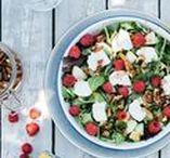 Vegetarische recepten / een dagje geen vlees? Met deze vegetarische recepten wordt dat een stuk makkelijker.