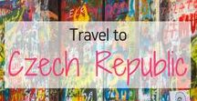 Travel to Czech Republic! / Travel Inspiration for Czech Republic. Prague. Charles Bridge. Astronomical Clock. Prague Castle. Old Town Square. Bohemian Switzerland. Wenceslas Square. Cesky Krumlov. Brno. Tatra Mountains. Karlovy Vary. I visited Prague, Czech Republic in September 2016.
