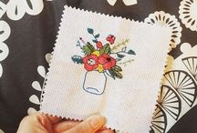 Own Cross Stitch Creations