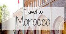 Travel to Morocco! / Travel inspiration for Morocco. Marrakesh. Atlas Mountains. Majorelle. Garden. Casablanca. Agadir. Fes. Tangier. Chefchaouen. Africa. Sahara Desert.