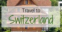 Travel to Switzerland! / Travel inspiration for Switzerland. Alps. Geneva. Bern. Zurich. Lucerne. Interlaken. Zermatt. Lausanne. Basel. Skiing in Switzerland. Snowboarding in Switzerland.