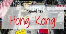 Travel to Hong Kong! / Travel Inspiration for Hong Kong. China. Chinese. Cantonese. Hong Kong Street Food. Macau. Lantau Island. Lamma Island. Shenzhen. Aberdeen Country Park. Shek O Country Park.