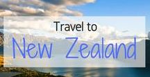 Travel to New Zealand! / Travel inspiration for New Zealand. Australasia. Oceania. Queenstown. Christchurch. Auckland. Wellington. Rotorua. Milford Sound. Tongariro National Park. Hobbiton. Lord of the Rings Film Locations in New Zealand. Flight of the Concords. Taika Waititi. North Island. South Island. Working Holiday Visa for New Zealand.