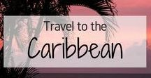 Travel to the Caribbean! / Travel inspiration for The Caribbean. Barbados. Saint Lucia. Bahamas. Jamaica. Saint Kitts and Nevis. Cuba. Havana. Dominica. Dominican Republic. Antigua and Barbuda. Grenada. Haiti. Trinidad and Tobago. Saint Vincent and Grenadines. Kingston.