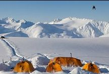 Arctic Oven tents / The all season tent with all the comforts of home!