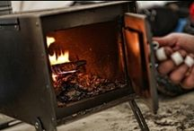 Stoves for tents