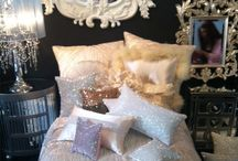 Bedroom / Everything I want in a Bedroom. / by Jennifer Wilson