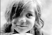 Nenos / Fotografía analógica. Año 2010