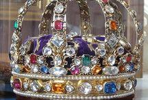 French royal jewels / Bijoux de La famille de France