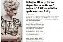 BLACK GABLE-Veronika Stýblová / Zpěvačka Veronika Stýblová, tvář BLACK GABLE dresses