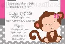 Invitation party ideas / by Liss January