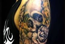 Western Style Tattoo / By Garyou  https://www.facebook.com/Garyou1975