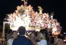 お祭り / 地元の祭り