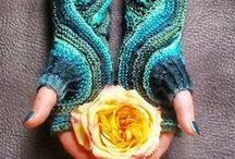 Вязание спицами / Knitting / Вязаные модели, схемы, описания