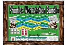 Bundles / Save money with these bundles! / by A. W. Creations