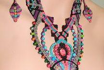 germy's macrame necklaces / Handcrafted Macramé Jewelry