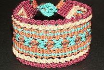 germy's macrame bracelets