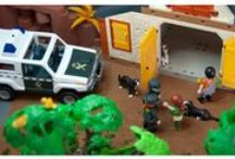 Diorama Guardia Civil - 02 / Furtivos - Poachers